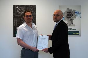 First Line Ltd Achieves New Quality Standard!